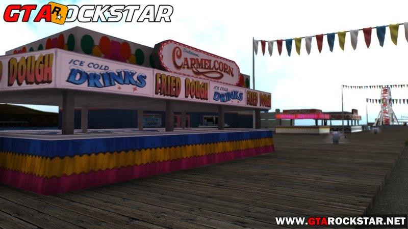 Mod Santa Monica em Ultra HD (Mod Textura GTA SA)