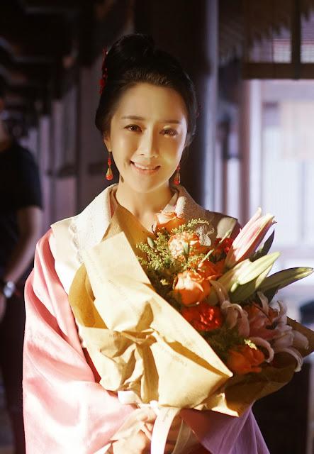 The Story of Ming Lan Li Yi Xiao complete filming