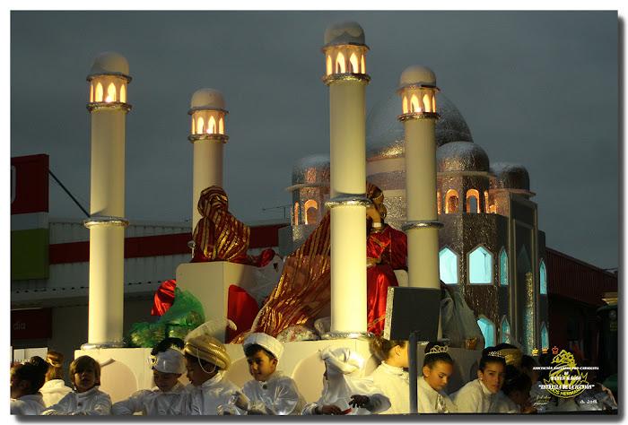 Carroza del Taj Mahal