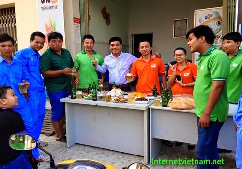 Buổi Tiệc Mừng Sinh Nhật 1 Tuổi FPT Gò Công, Tiền Giang