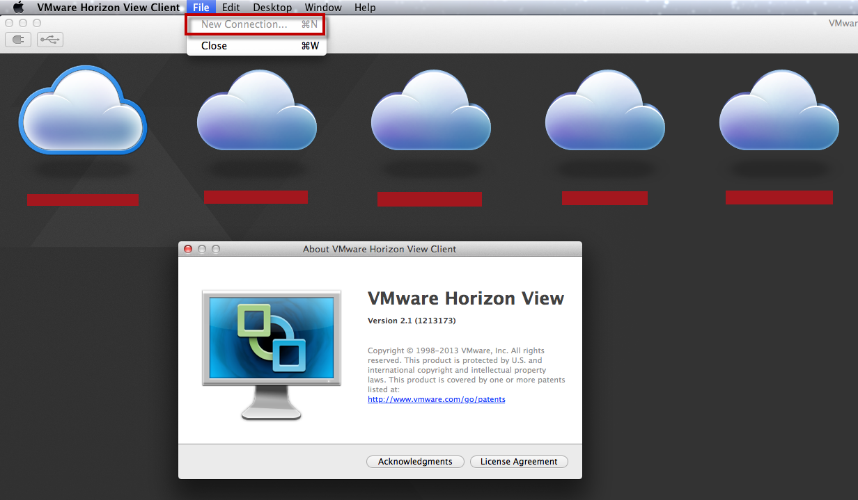 Quick Tip – Connecting to multiple View Brokers using Horizion View