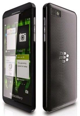 Ponsel Blackberry Z 10