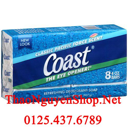 Xà bông cục Coast Mỹ - Hàng tiêu dùng Thái Lan giá sỉ TPHCM
