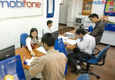 Hòa mạng gói Tây Nguyên Xanh tại các điểm giao dịch Mobifone