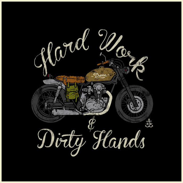 Hard Work & Dirty Hands