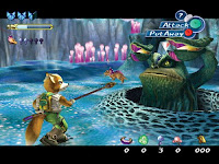 Here is a foot #Starfox #AdventureGame for #Gamecube! Quite untraditional.