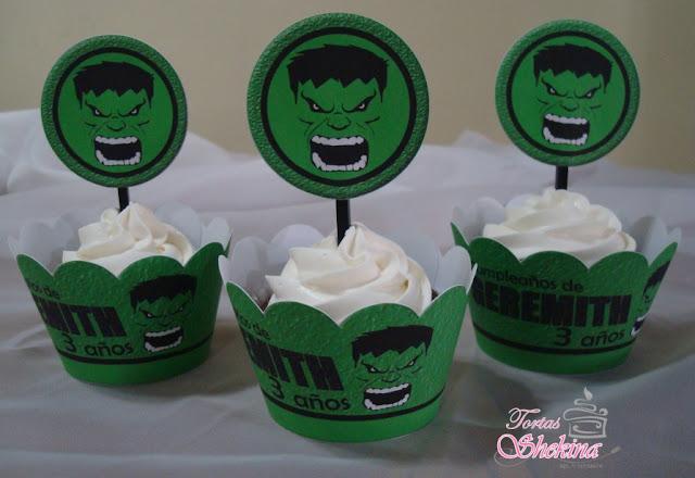 cupcakes para fiestas en caracas
