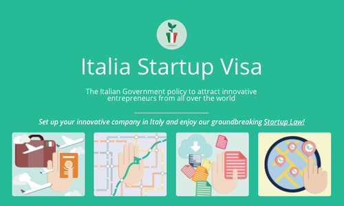 Forget Chile, it is time for Startup Italia