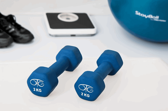 gerakan menurunkan berat badan