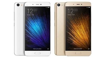Harga baru Xiaomi Mi5, Harga bekas Xiaomi Mi5