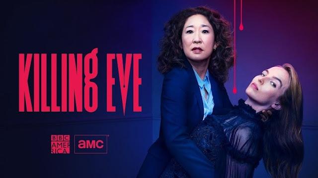 revue série Killing Eve