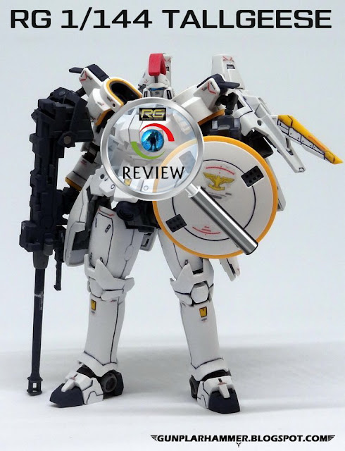 Review RG Tallgeese 1/144