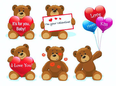 I Love You - Teddy Day 2017 Images