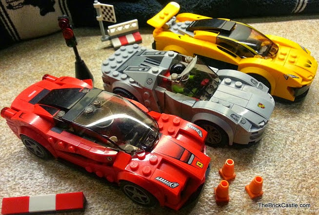 LEGO Speed Champions sets review and overview