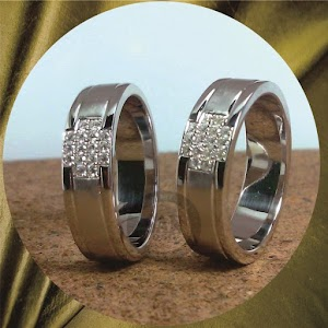 cincin kawin perak p5688