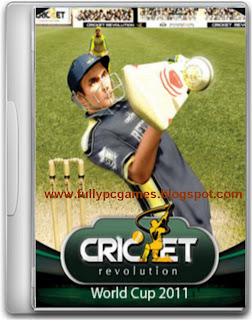 For world free game revolution 2011 cup pc download cricket