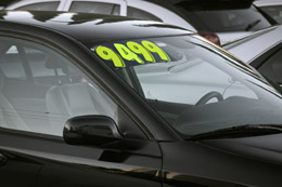 Conseils de négociation pour achat d'une voitures d'occasion