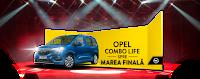 Castiga un Opel Combo Life la Vocea Romaniei