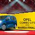 Castiga un Opel Combo Life