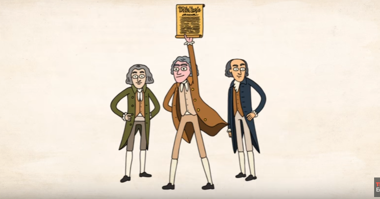 A TED-Ed Lesson on the Bill of Rights