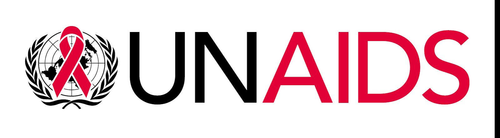 Logo da UNAIDS