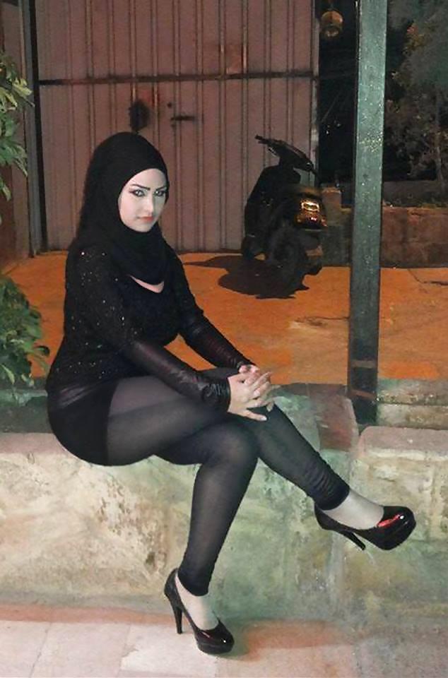 Collection 3 - Hijab  Turbanli  Arab  Muslim  Burqa -5650