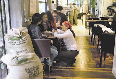 exportadores de café