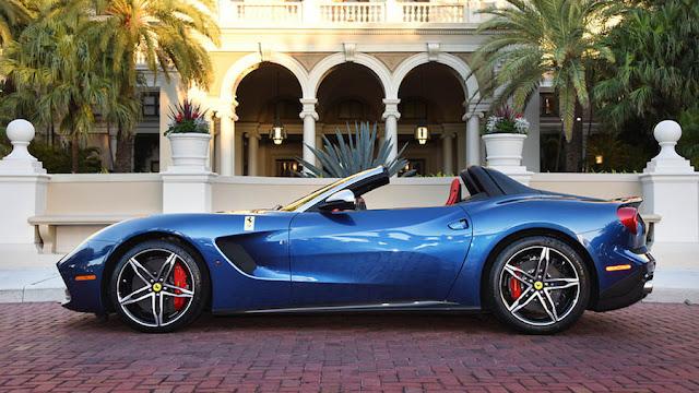 1台3億円!限定モデル「フェラーリF60アメリカ」の第一号車が米国で納車。
