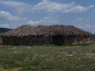 Chozo tradicional. Sesnández de Tábara