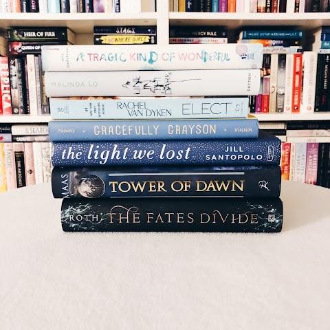 May Bookstagram Challenge Day Ten: