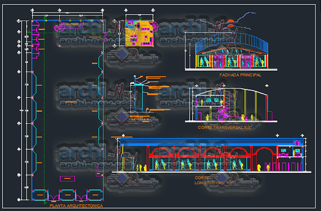 download-autocad-cad-dwg-file-Commercial-shop