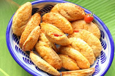empanadas de jitomate recette