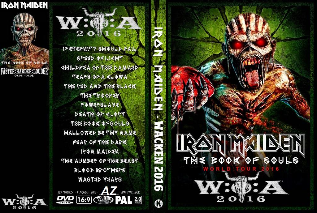Riddle Of SteeL - MetaL Music: Iron Maiden - Live Wacken
