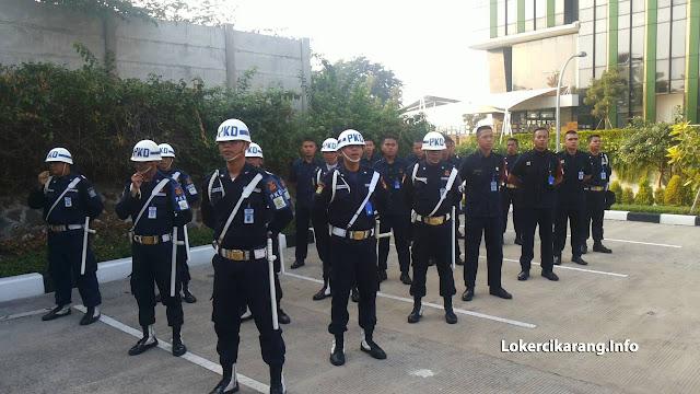 Lowongan Kerja PT. Secom Bhayangkara Cikarang Maret 2018