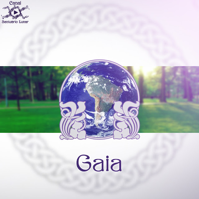 Gaia - Mother Goddess of Abundance