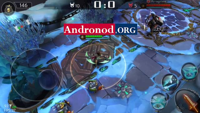 Download Ace Of Arenas Mobile Moba v2.0.8.0 Mod Apk