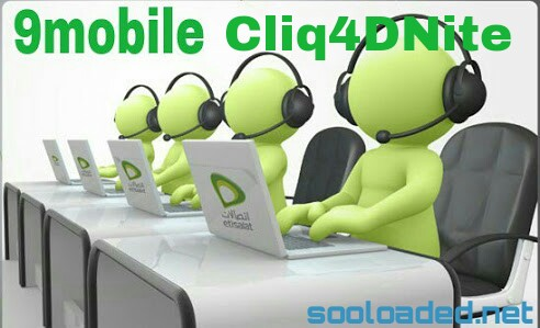 How To Get Up to 1GB Free on Etisalat (9Mobile) Cliq4DNite Offer