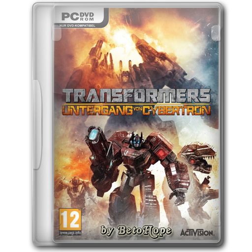Transformers La Caida de Cybertron Full Español
