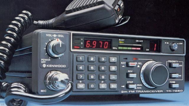 Kenwood TR-7850 Amateur Radio
