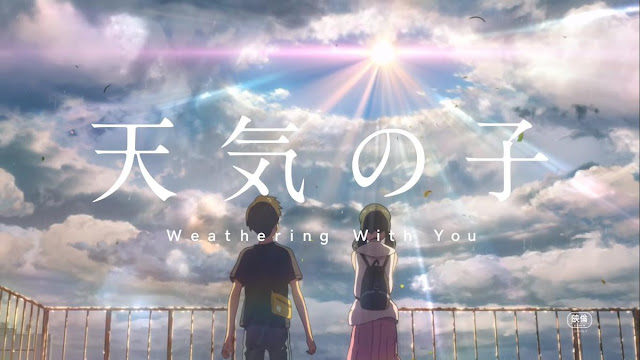 Tenki no Ko: Weathering With You Anime Movie