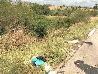 Um motociclista morre e outro fica ferido em dois acidentes registrados na PB