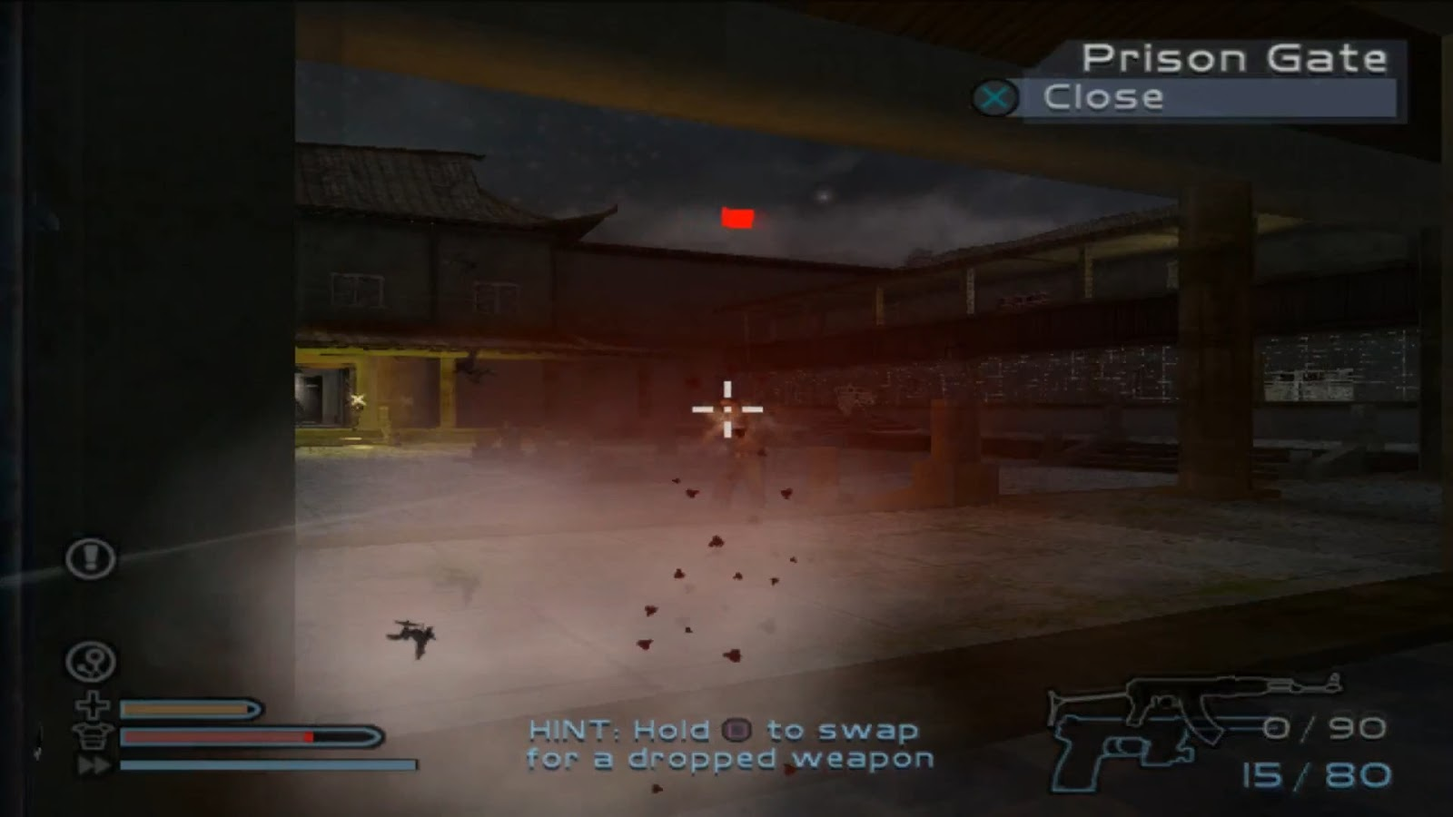 ps2 spy game