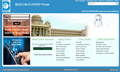 Electricity Connection Online in Bengaluru