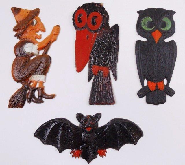 The Sane Halloween Observer - Vintage Collectibles Blog