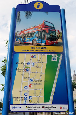 City tour de ônibus em Varadero - Cuba