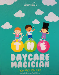 Daycare Magician Book