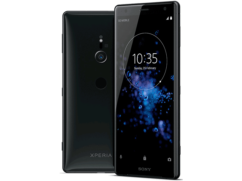 Sony Xperia XZ2 render and key specs leaked!
