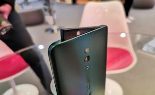 تسريب المواصفات الكاملة للهاتف Oppo K3، وسيضم كاميرا أمامية منبثقة بتصميم Shark Fin