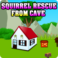 AvmGames Squirrel Rescue From Cave