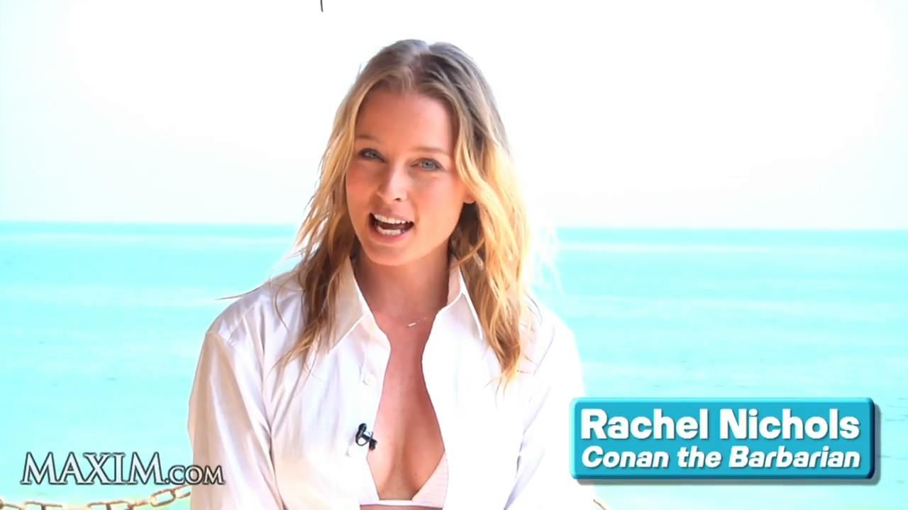 images4fun: Rachel Nichols HOT Maxim Shoot